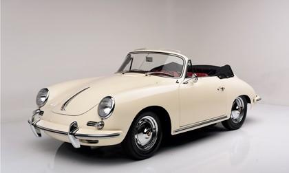 Barrett Jackson Porsche