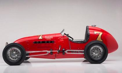 Barrett Jackson Vintage Racecars