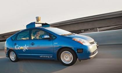 Google Car PR