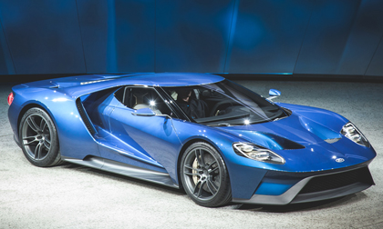 Ford Motor Company GT