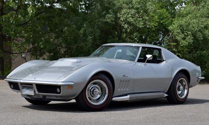 69 Chevrolet Corvette L88