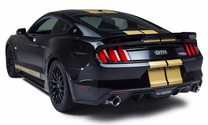 Shelby GTH prototype concept