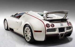 2011 Bugatti Veyron Grand Sport