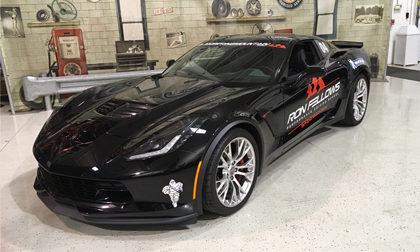 2015 Z06 Corvette