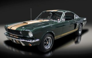 1966 SHELBY GT350-H FASTBACK