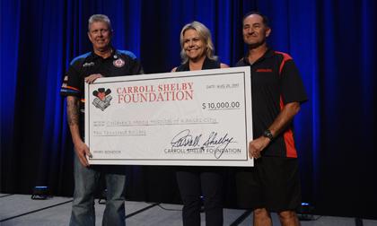 CSF MCA donation