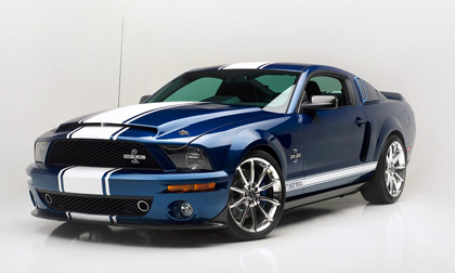 Shelby GT500 Super Snake Donation Vehicle