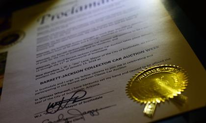 2018 Mayor Proclamation