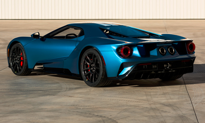 Barrett-Jackson first current-generation Ford GT