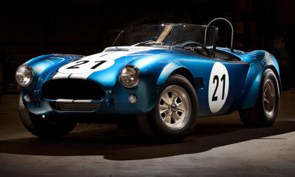 Bondurant Edition FIA Shelby Cobra Roadster