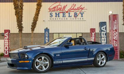 CSF Shelby GT Prototype