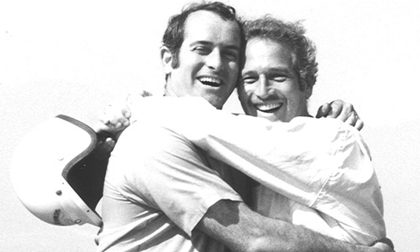 Bob Bondurant and Paul Newman