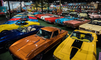 Barrett-Jackson Staluppi Collection