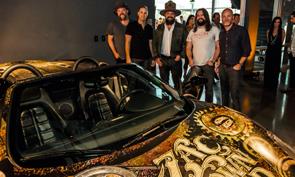 Zac Brown Band Ferrari
