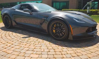 2018 Corvette Z06