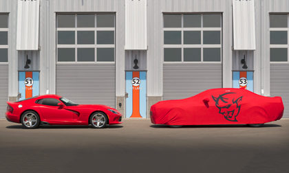 Dodge Viper and Dodge Demon
