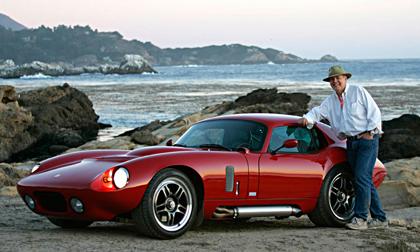Shelby Legendary Cars Peter Brock