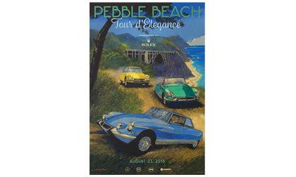 Barry Rowe 2018 Pebble Beach