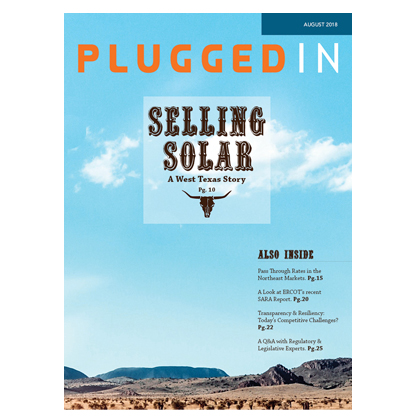 Plugged In August 2018