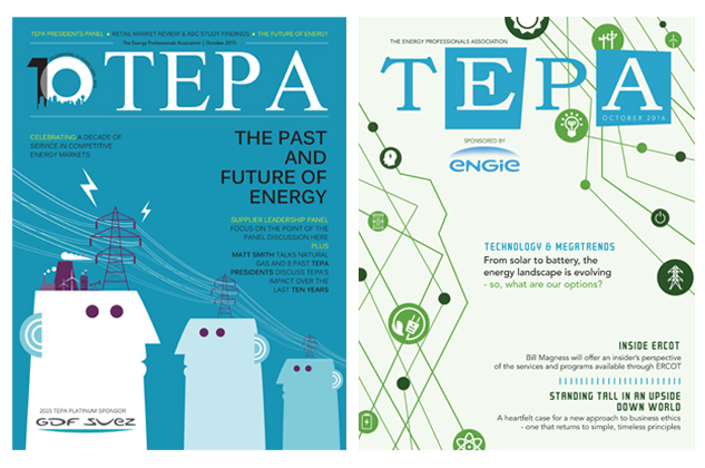 TEPA Conference Program Covers