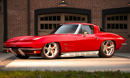 63 Corvette Split Window