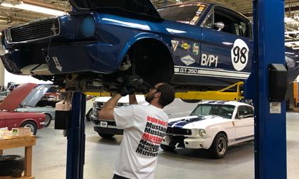 OVC Service and Repair
