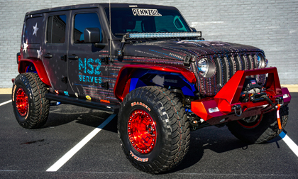 Jeep Rubicon Barrett-Jackson Northeast 2019