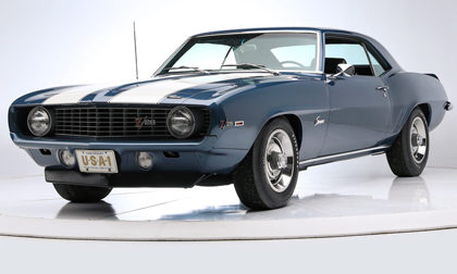 Lot 659 1969 CHEVROLET CAMARO Z28