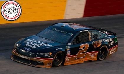 Barrett-Jackson 2018 Ford Fusion NASCAR Cup Series Race Car