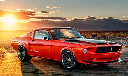 Barrett-Jackson Mustang The Villian