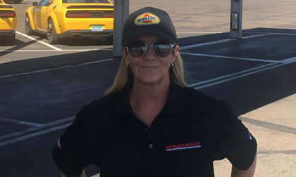Franki Buckman CEO Bondurant High Performance Driving School