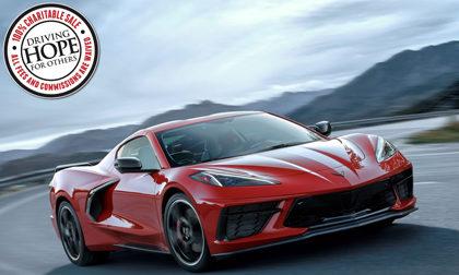 2020 Corvette VIN 001