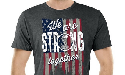 We Are Stronger Together Tee